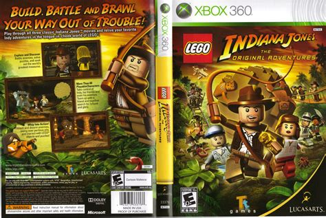 tutorial lego indiana jones xbox 360 lego indiana jones the original adventures characters