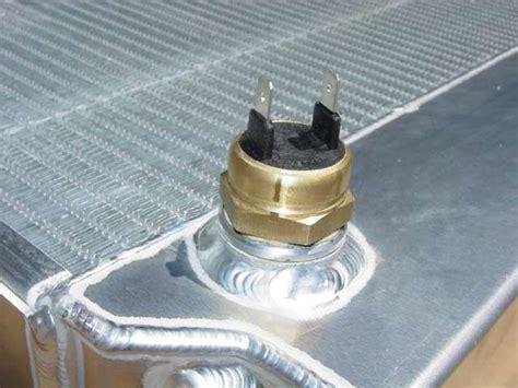 Sensor Radiator Vario Lama Original sharkskin shark attack fifteen devek radiator and washer nozzles