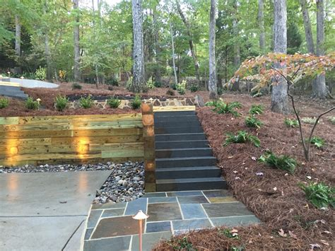 raleigh nc landscaping pictures before and after photos