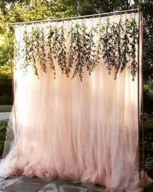 Backyard Ideas Cheap 30 Unique And Breathtaking Wedding Backdrop Ideas Page 2