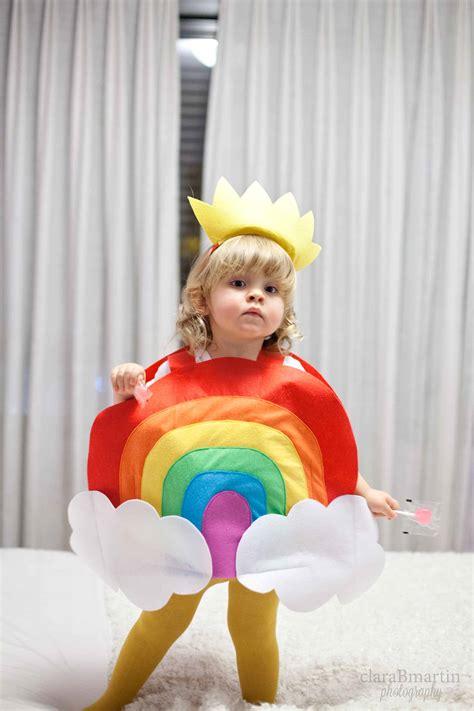 Disfraz Casero Para Beb S De Arcoiris Disfraces Caseros Y | un disfraz de arco 237 ris para mi beb 233 arco 237 ris clarabmartin