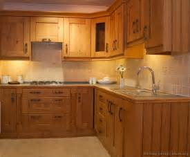 Wooden Kitchen Cabinets by Pictures Of Kitchens Traditional Light Wood Kitchen