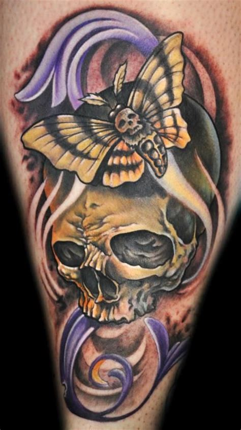 death head moth tattoo 49 best images about moth butterfly tattoos on