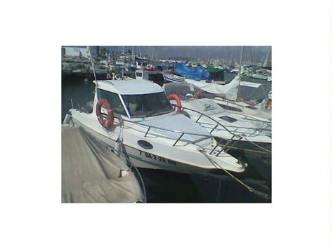 saver 21 cabin fish saver manta 21 fish in de sitges barche a motore