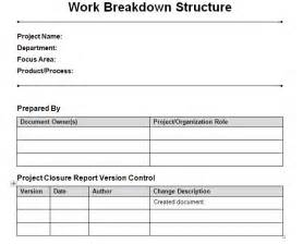Free Work Breakdown Structure Template project pipeline template search results calendar 2015