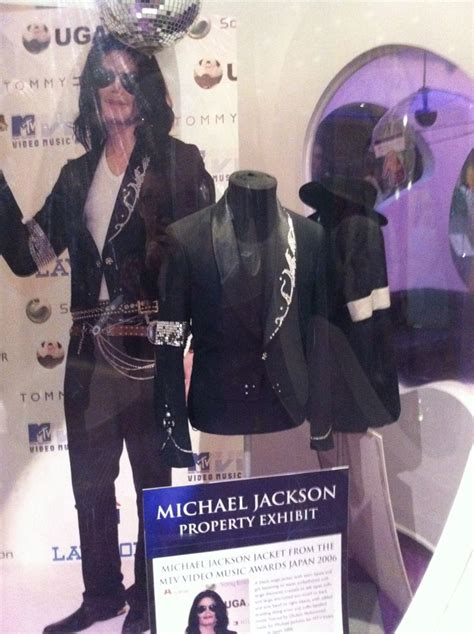 Michael Maher michael jackson s jacket museum of style icons pinterest
