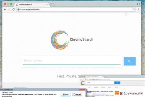 Recent Address Search Remove Chromosearch Virus Virus Removal
