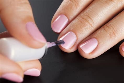 Painting Your Nails by This Is How You Can Get Rid Of Bubbles In Nail