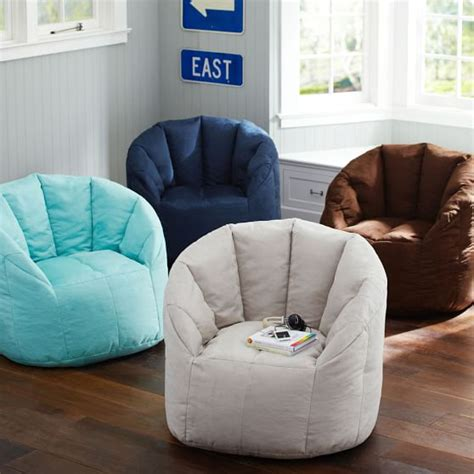 boys bedroom chair cushy club chair pbteen