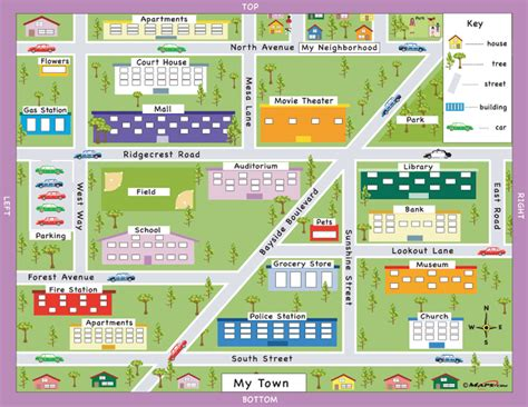 town map maps101 my town