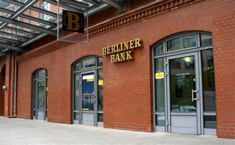 german for bank berlinow