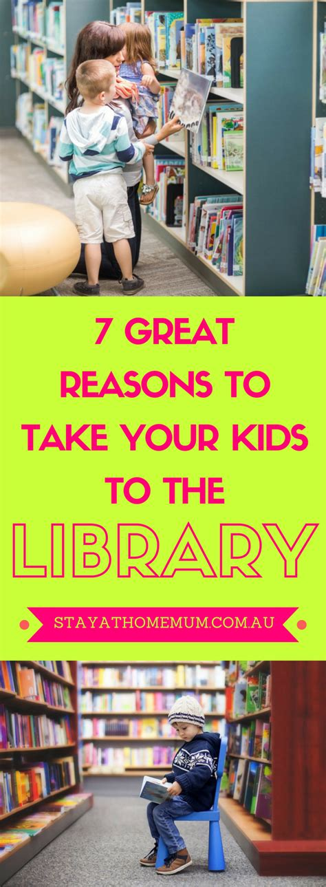 7 Reasons To Dr Houses Children by 7 Great Reasons To Take Your To The Library Stay At