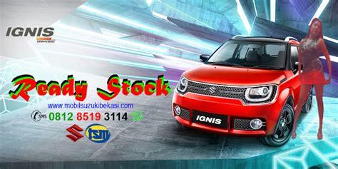 Suzuki Ignis Ready Stock by Kolom Otomotif
