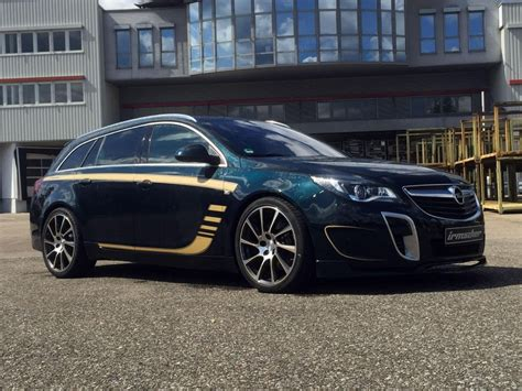 opel irmscher opel insignia is3 bandit by irmscher automotorblog