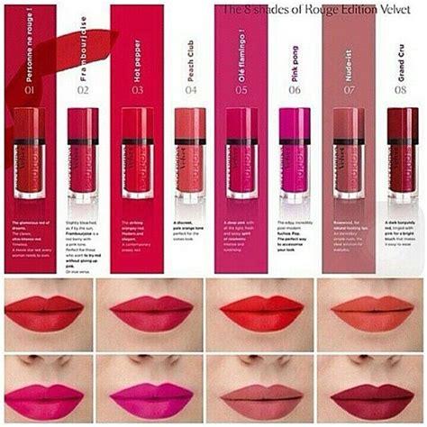 harga lipstick bourjois velvet the of