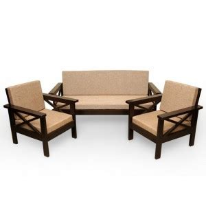 sofa set made of wood buy sheesham wood made sofa set online at onlinesofadesign