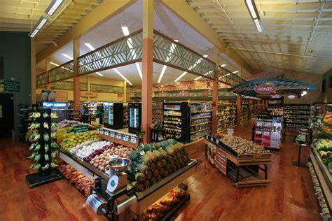 waikoloa village market grocery store design decor by