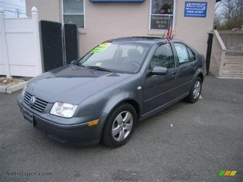 grey volkswagen jetta 2003 2003 volkswagen jetta gls 1 8t sedan in platinum grey