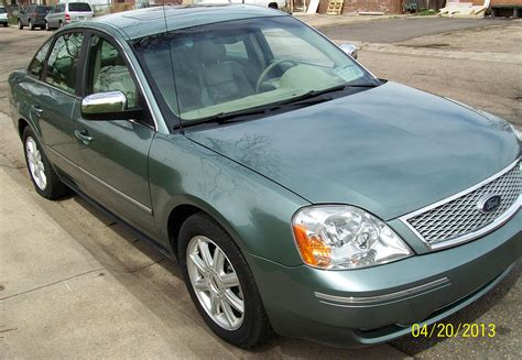 Ford Five Hundred by 2005 Ford Five Hundred Photos Informations Articles