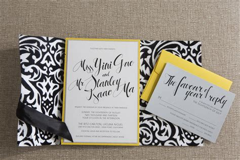 how to make your wedding invitations stand out wedding invitations 4 ways to make yours stand out inside weddings