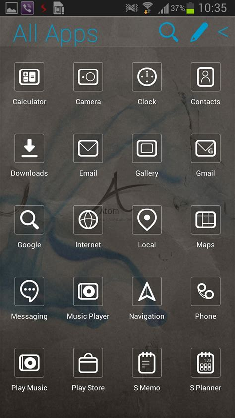 atom launcher themes apk free download atom launcher soft for android 2018 free download