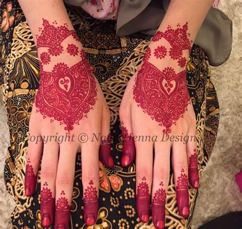 design henna kahwin gambar malam berinai hanis zalikha diana rashid