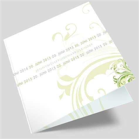 Hochzeitseinladung Ornament hochzeitseinladung zarte ornamente