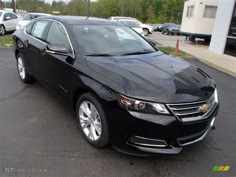 2014 black chevrolet impala lt 80838005 photo 2
