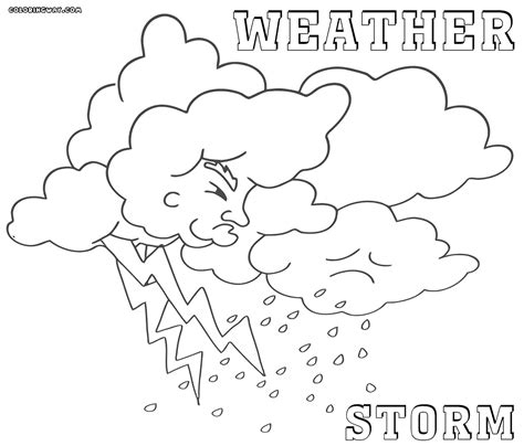 printable coloring pages weather weather colouring sheets coloring europe travel