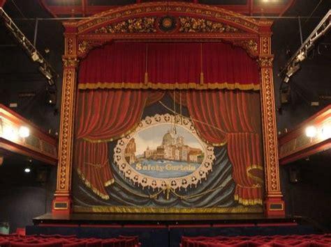 safety curtain theatre good old fashioned fun pomegranate theatre