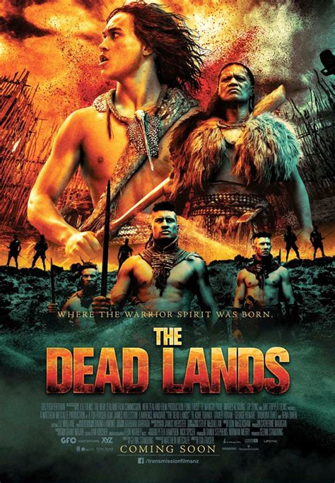 The Dead Lands Trailer For Badass Maori The