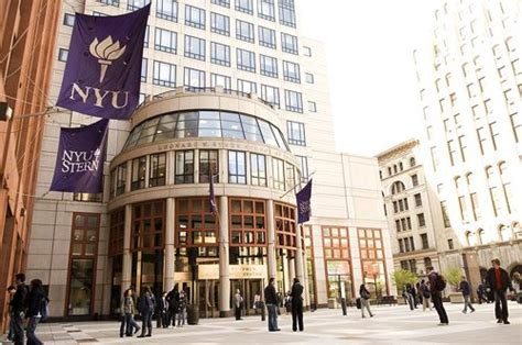 Nyu Executive Mba Graduate Wall Journal by The 30 Most Influential Colleges And Universities Of The