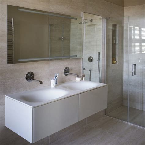 sleek shower shower rooms shower room ideas image modern bathroom pictures ideal home