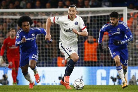 Calendrier Psg 2016 Chelsea Psg Ligue Des Chions 2016