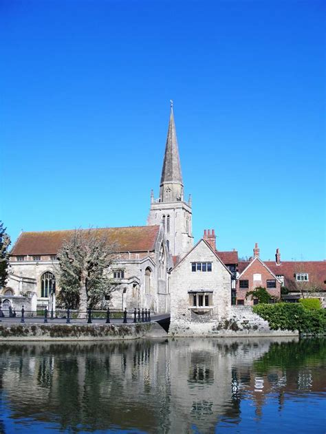 St Helens Records St Helen S Church Abingdon On Thames