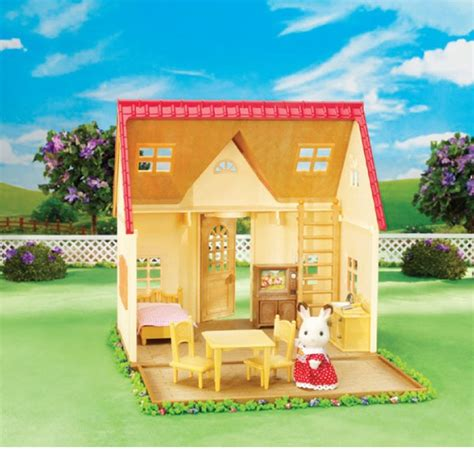 Cottage Critters calico critters cozy cottage educational toys planet