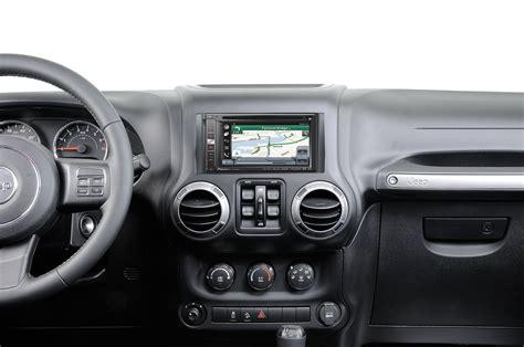 Jeep Wrangler Navigation Update Quadratec 174 Exclusive Avic 5100nex Navigation Av Receiver