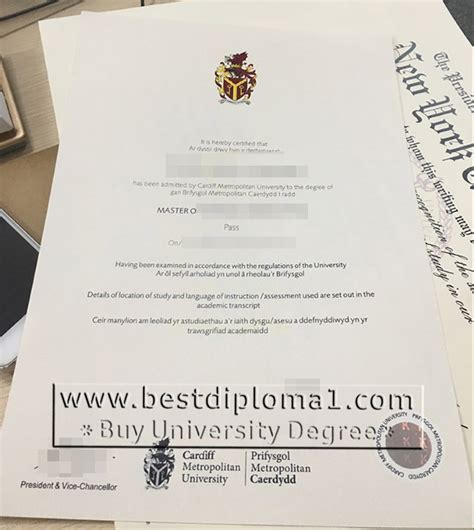 Northton Mba Top Up by Buy A Cardiff Metropolitan Degree Cardiff