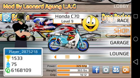 Download Game Drag Racing Indonesia Bike Edition Mod Apk | download game drag racing bike edition mod indonesia untuk
