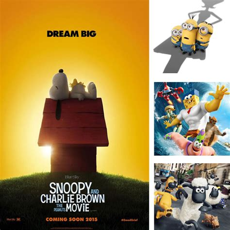 imagenes comicas nuevas 2015 todo el cine infantil para el 2015
