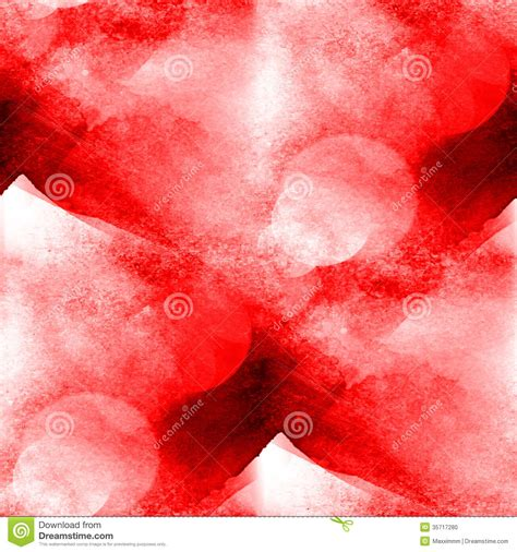 watercolor texture pattern seamless red background watercolor texture stock