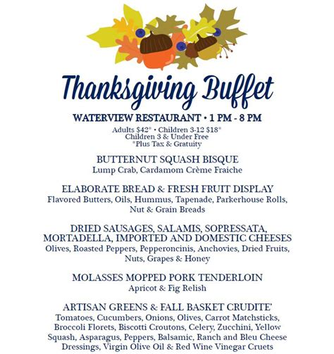 sundial s thanksgiving buffet 2014 sanibel island