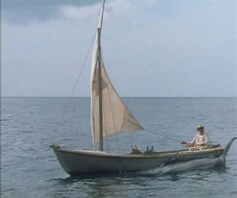 old man on boat top ten sailing films classic boat