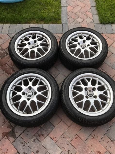 volvo    bbs alloy wheels    tyres  south kirkby west yorkshire gumtree