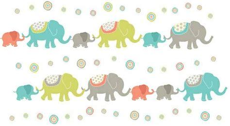 babyzimmer elefant babyzimmer wandgestaltung 15 wanddeko ideen mit tieren