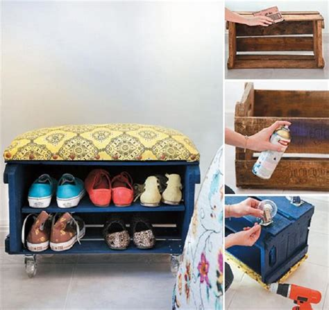 33 shoe storage ideas diy wooden crate shoe rack top 10 diy projects that will turn wooden pallets into
