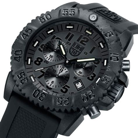 Swiss Army 3080 luminox navy seal colormark chronograph 3080 series