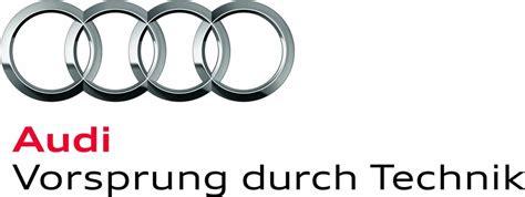 Audi Deutschland English by файл Vorsprung Durch Technik Jpg википедия