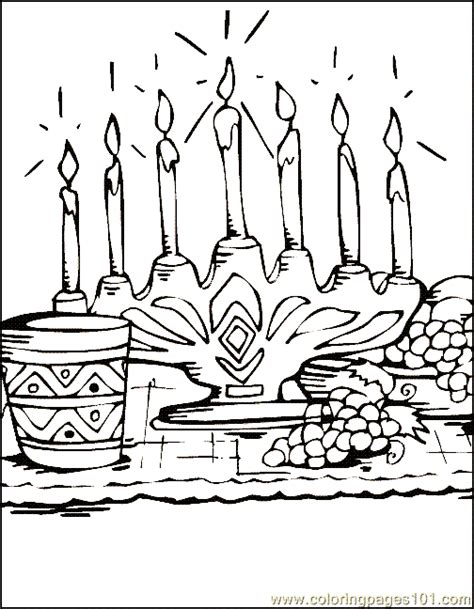 coloring pages kwanzaa coloring page 03 entertainment