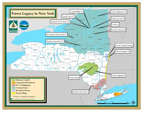 descargar pdf new york air the view from forest legacy program map nys dept of environmental conservation